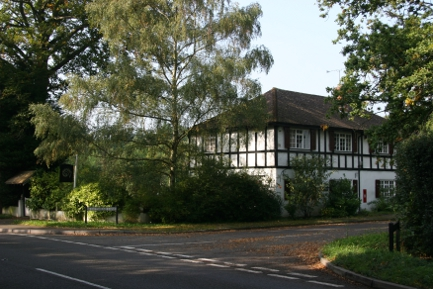 house from Chertsey